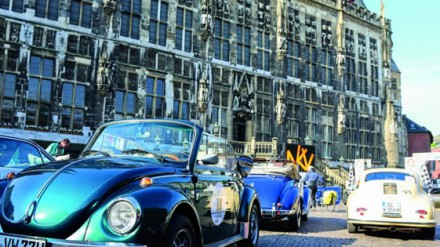 Oldtimer Really 2014 Aachen